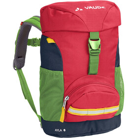 VAUDE Ayla 6 Backpack Barn marine/red
